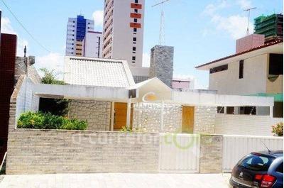 Casa Residencial À Venda, Manaíra, João Pessoa. - Ca0064