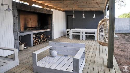 Casa En Alquiler Por Temporada De 4 Dormitorios En Pinar Del Faro