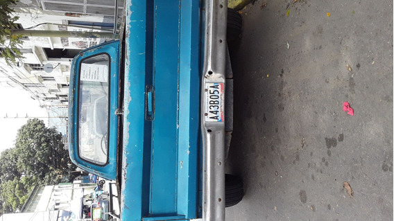 Camioneta Pickup Dodge Sincronica Placas De Cargas