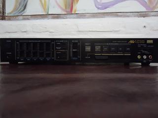 Amplificador Sansui Av-c10 Año 1987- Vintage Japones !!!