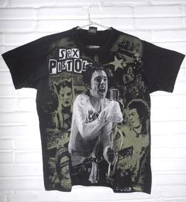 Camiseta Sex Pistols + Touca Grátis