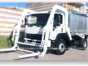 Camion Recolector De Basura