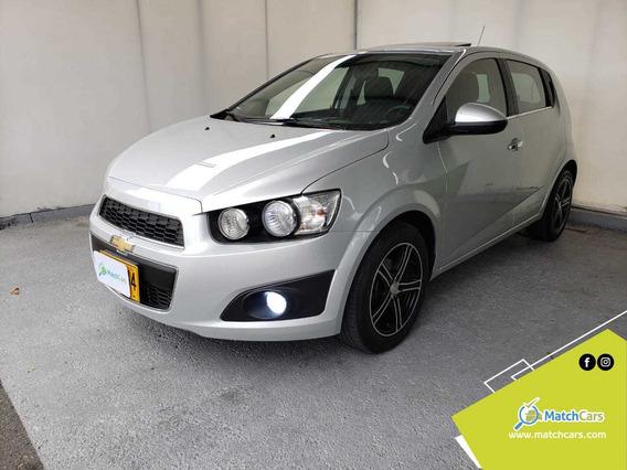 Chevrolet Sonic Lt Hatchback Mecánico 1,6
