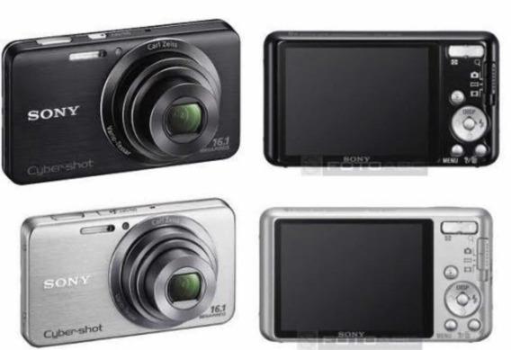 Camara Sony 16.1 Mp Dscw630 Varios Colores