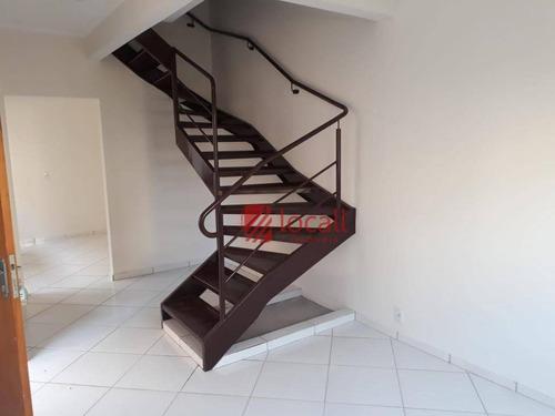 Casa Com 2 Dormitórios À Venda, 69 M² Por R$ 255.000,00 - Parque Jaguaré - São José Do Rio Preto/sp - Ca1721