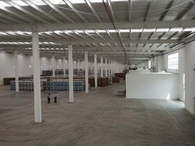 Bodega Industrial En Renta - Tepotzotlán