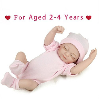 Reborn Baby Recién Nacido Realike Doll Hecho A Mano Realist