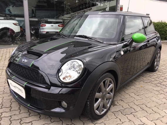 Mini Cooper 1.6 S Aut Blindado 2011