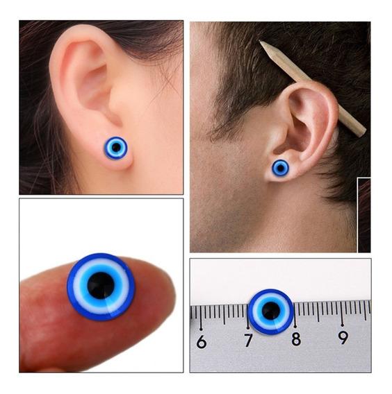 Pendientes Magneticos Azul Perder Peso Msi
