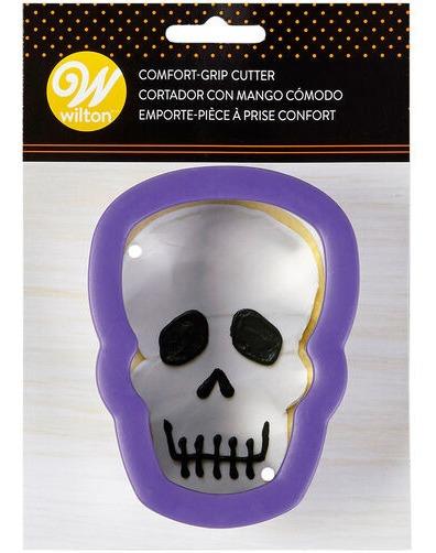 Cortador Galleta Calavera Halloween Wilton 2310-3742