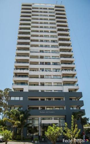 Apartamento En Venta Y Aqluiler, Roosevelt, Punta Del Este, 1 Dormitorios.- Ref: 1885