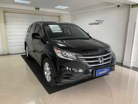 Honda Cr-v Lx 2.0 Flex 2013
