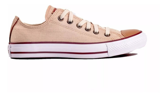 Zapatillas Converse All Star Lino Natural