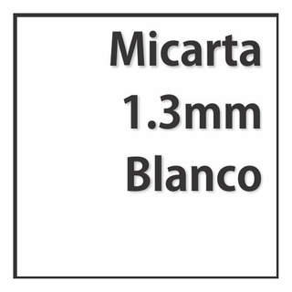 Micarta Peu Blanca 300mm X 240mm X 1.3mm