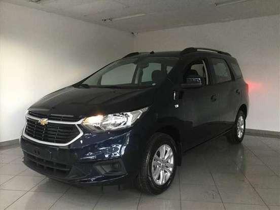 Chevrolet Spin 1.8 Lt 8v Flex 4p Automático 2020