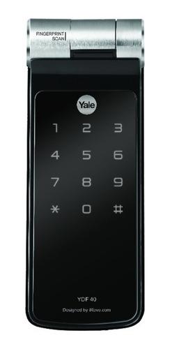 Cerrojo Digital Biométrico - Huella Yale Ydf40