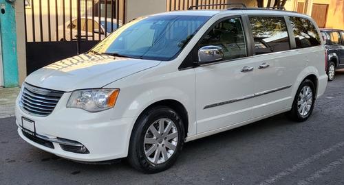 Imagen 1 de 15 de Chrysler Town & Country 2012  3.6 Limited Mt