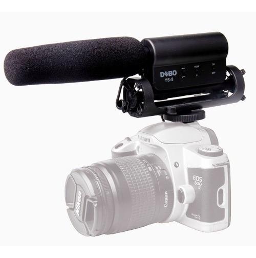 Microfono Camara Debo 8 Fotografia Profesional C7yg