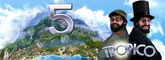 Jogo Tropico 5 + Waterborne Dlc + Espionage Dlc Steam Key
