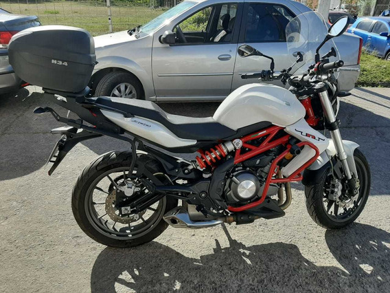Benelli Tnt 300 Impecable!