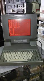 Raríssimo Not Book Toshiba 1983..(funcionando Perfeito )