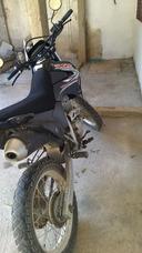 Moto Xr Tornado 250cc Preta