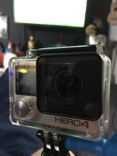 Gopro Hero 4 Black + Lcd + Acessórios