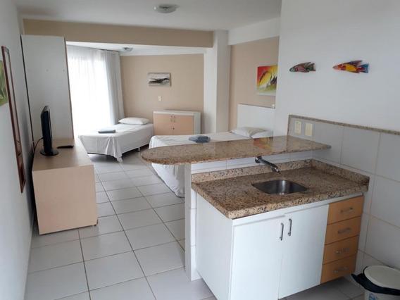 Apartamento Em Ponta Negra, Natal/rn De 36m² 1 Quartos À Venda Por R$ 170.000,00 - Ap271013