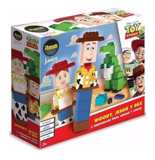 Rasti Junior Toy Story 3 Personajes 01-1206 Full
