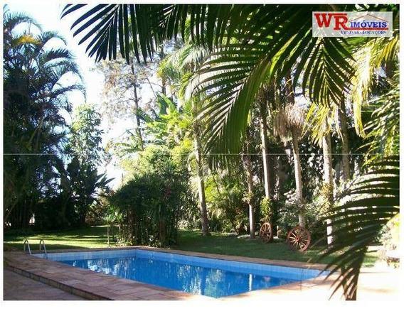 Chácara Residencial À Venda, Riacho Grande, São Bernardo Do Campo. - Ch0001