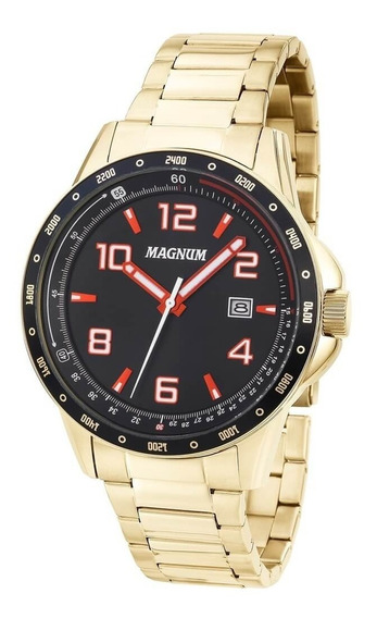 Relógio Magnum Masculino Sports Ma34825v C/nf