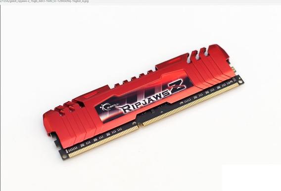Memória Ddr3 G.skill Ripjaws 1600 Mhz