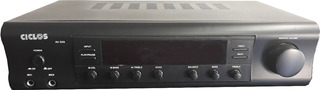 Amplificador De Audio Con Usb Y Salida Para 5 Parlantes
