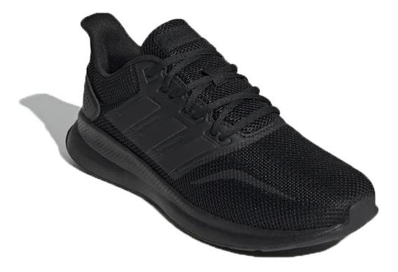 Zapatilla adidas Run Falcon Hombre Original Negro