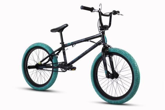 Bicicleta Mercurio Harlem Bmx Con Rotor Freestyle Rodada 20