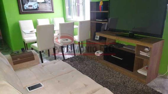 Bom Apartamento 2 Quartos Com Excelente Planta - Paap21828