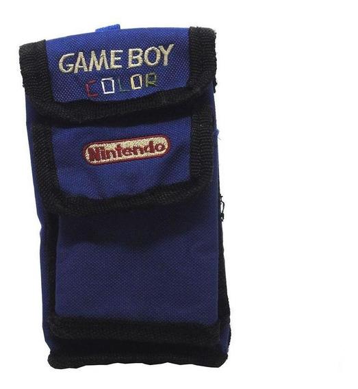 Capa Protetora Azul Game Boy Color Pronta Entrega