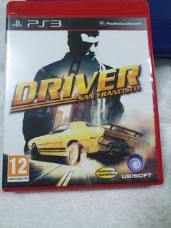Driver San Francisco Ps3 Original 100% En Español.