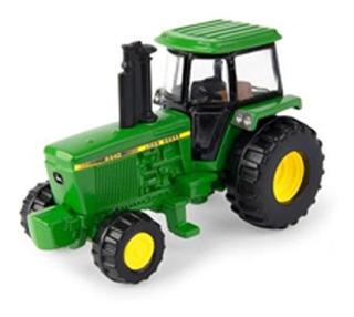 Miniatura Peg-pérego Trator De Ferro John Deere 4440 Lp68584