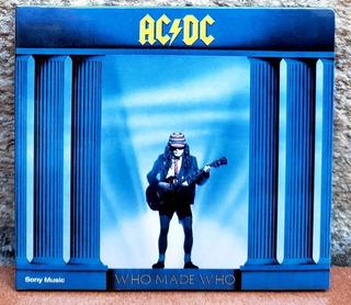 Ac / Dc (who Made Who) Iron Maiden, Kiss, Motley Crue.