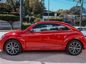 Volkswagen Beetle 2.5 Sportline Rojo 2018
