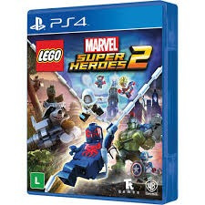 Jogo Lego Marvel Super Heroes 2 - Ps4 Mídia Física