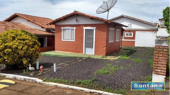 Casa Com 1 Dormitório À Venda, 40 M² Por R$ 55.000,00 - Mansões Das Águas Quentes - Caldas Novas/go - Ca0075