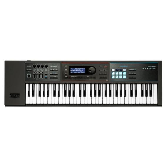 Teclado Sintetizador Roland Juno Ds61 - Com Fonte