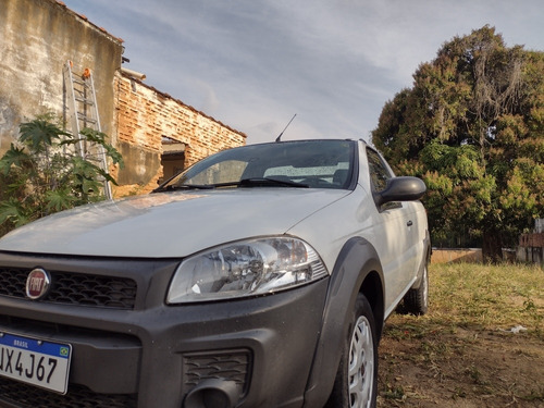 Fiat Strada 2020 1.4 Hard Working Flex 2p