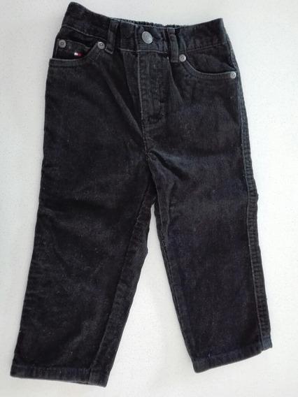 Pantalon Tommy Hilfiger Corderoy Unisex 18m - La Plata