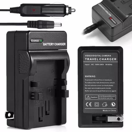 Cargador de batería cargador Jay-Tech jaycam dc6025 dsc5120 hdv1080 ddv-h151z