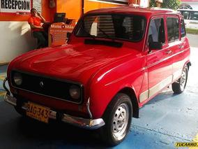 Renault 4 Glt Master