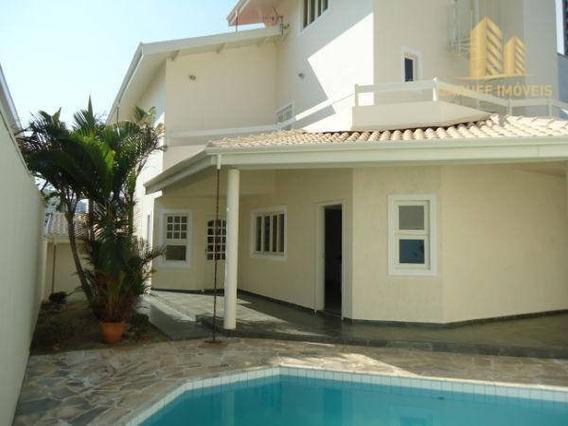 Casa Com 4 Dormitórios À Venda, 294 M² Por R$ 1.500.000 - Jardim Das Colinas - São José Dos Campos/sp - Ca0090