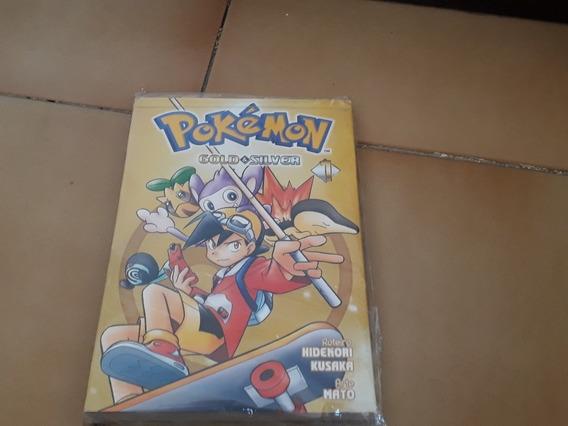 Manga Pokenon Gold Silver Volume 1